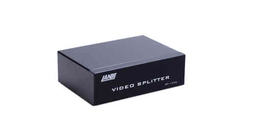 Lanbe SP-1235 - 2 Port VGA Splitter, 350MHz