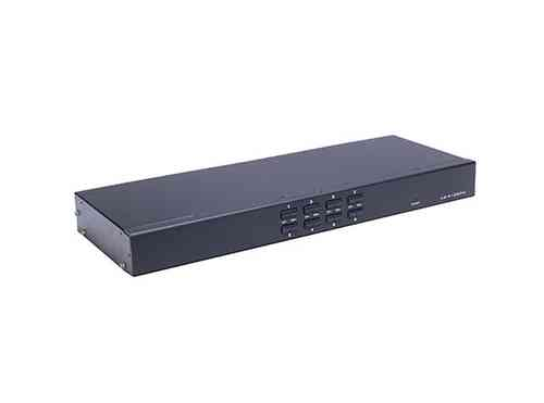 Lanbe AS-9108DA - 8 Port DVI  / USB / PS/2 KVM Switch